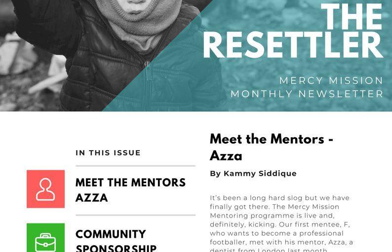 The Launch of The Resettler Newsletter