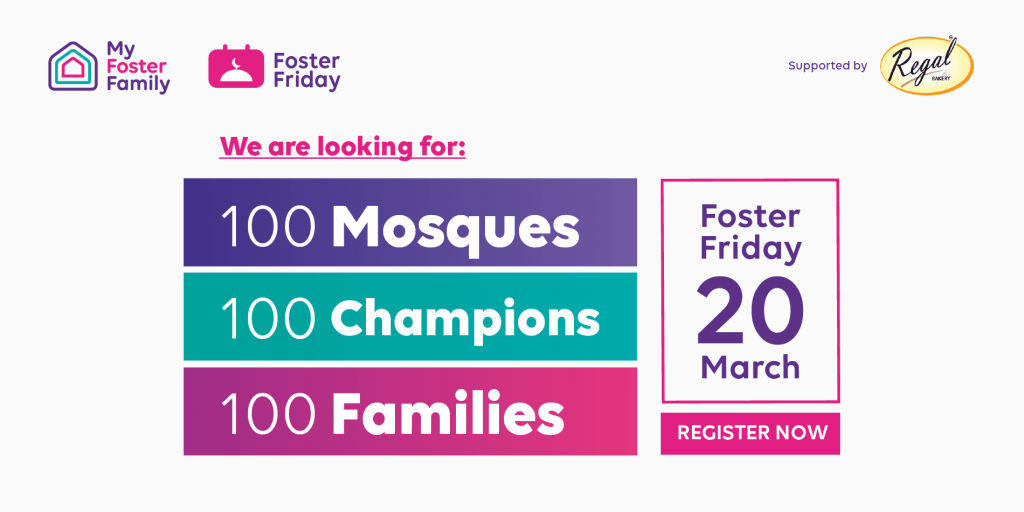 100 Mosques, 100 Families, 100 Champions